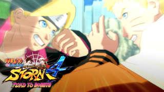 Naruto Shippuden: Ultimate Ninja Storm 4 - Road to Boruto Trailer