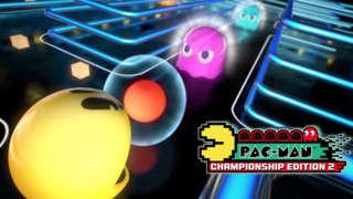 Pac-Man Championship Edition 2 - Launch Trailer