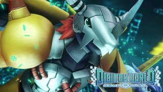 Digimon World: Next Order Announcement Trailer - TGS 2016
