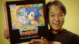 Sonic Mania - Collector's Edition 1996 Infomercial