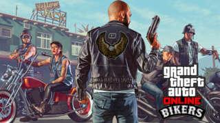 GTA Online - Bikers Trailer
