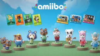 Animal Crossing: New Leaf - Welcome amiibo Trailer