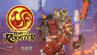 Overwatch - Welcome to the Year of the Rooster Trailer