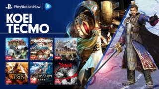 PlayStation Now - Koie Tecmo Month
