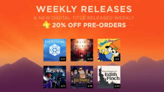 PlayStation Store - PLAY Collective Weekly Releases - Spring 2017