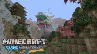 Minecraft - Glide Mini Game Trailer