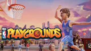 NBA Playgrounds - Official Trailer