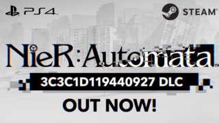 NieR: Automata - 3C3C1D119440927 DLC Launch Trailer