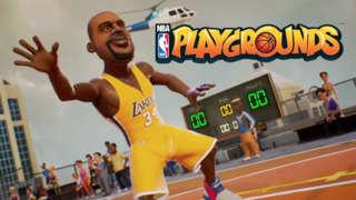 NBA Playgrounds - Launch Trailer