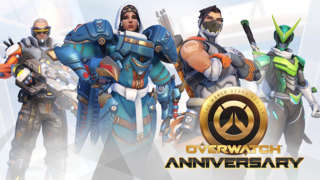 Overwatch - Anniversary Event Trailer