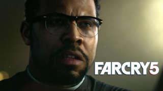 Far Cry 5 - Character Vignette: Pastor Jerome Jeffries