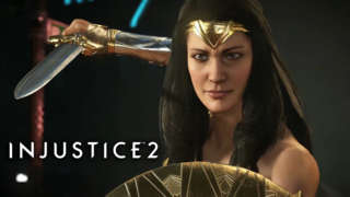 Injustice 2 - Wonder Woman Events Trailer