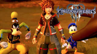 Kingdom Hearts III - Orchestra Trailer (Japanese with Subtitles)