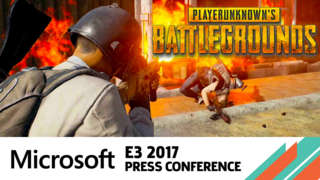 PlayerUnknown's Battlegrounds Is An Xbox One X Launch Exclusive - E3 2017