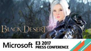 E3 2017: Black Desert - Xbox One Trailer