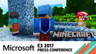 Minecraft In 4K On The Xbox One X Brings A Whole New Gorgeous Look - E3 2017