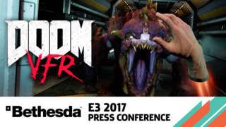 Doom VFR Reveal Trailer - E3 2017