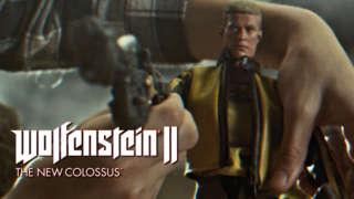 E3 2017: Wolfenstein II: The New Colossus - Collector's Edition Trailer