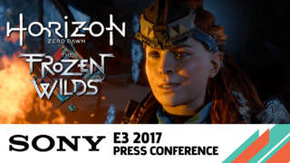 Horizon: Zero Dawn The Frozen Wilds Trailer - E3 2017