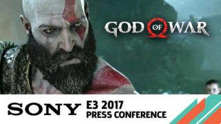God of War Gameplay Trailer - E3 2017