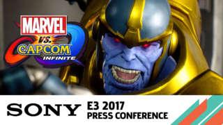 Marvel vs Capcom: Infinite Story Trailer - E3 2017