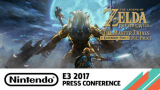 Zelda: Breath Of The Wild DLC #1 Gameplay Trailer - E3 2017