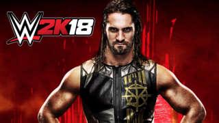WWE 2K18 - Cover Reveal Trailer