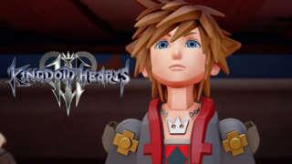 Kingdom Hearts III - Toy Story World Reveal Trailer