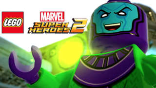 LEGO Marvel Super Heroes 2 - Kang The Conqueror Official Trailer