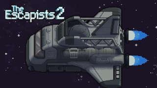 The Escapists 2 - Space Trailer