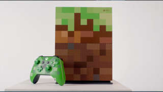 Xbox One S Minecraft Limited Edition – Gamescom 2017 Trailer