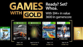 Xbox - September 2017 Games With Gold Trailer