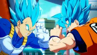 Dragon Ball FighterZ - SSGSS Power: ON! Trailer