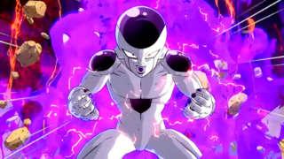 Dragon Ball FighterZ - Frieza Gameplay Trailer