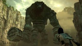 Shadow Of The Colossus - TGS 2017 Trailer