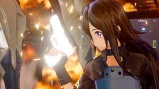Sword Art Online: Fatal Bullet - Gameplay Trailer