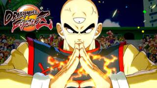 Dragon Ball FighterZ - Tien Reveal Trailer