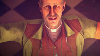Wolfenstein II: The New Colossus - Give Up And Die, Or Step Up Trailer