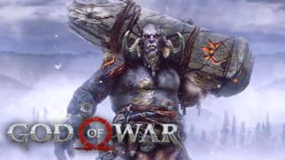 God Of War - The Lost Pages Of Norse Myth: A Fire Troll Approaches Trailer