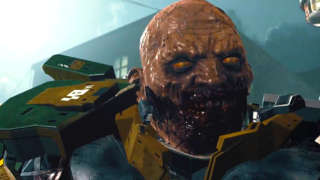 Call Of Duty: Infinite Warfare - Willard Wyler's Halloween Scream Trailer