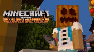 Minecraft Servers - Halloween Spectacular Trailer