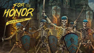 For Honor - 'Feast Of The Otherworld' Halloween Event Trailer