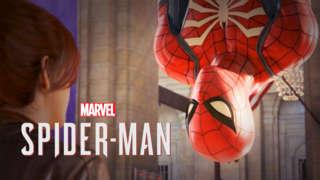 Marvel's Spider-Man - PGW 2017 Teaser Trailer