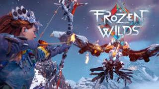 Horizon: Zero Dawn - The Frozen Wilds PGW 2017 Trailer