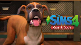 The Sims 4 Cats & Dogs - Official Launch Trailer