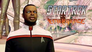Star Trek Online - Emergence Trailer