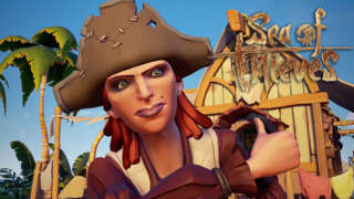 Sea of Thieves - Release Date Announcement Trailer