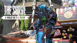 The Surge: A Walk In The Park - PSX 2017 Launch Trailer