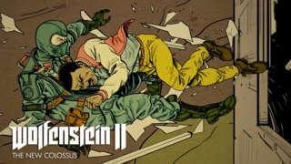 Wolfenstein II: The New Colossus - The Adventure Of Gunslinger Joe Trailer