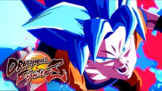 Dragon Ball FighterZ - Goku [SSGSS] Reveal Trailer